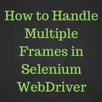 selenium_webdriver_frames_qaclick academy
